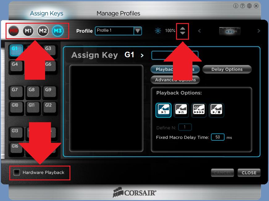 Reverse engineering the K95 Vengeance USB keyboard